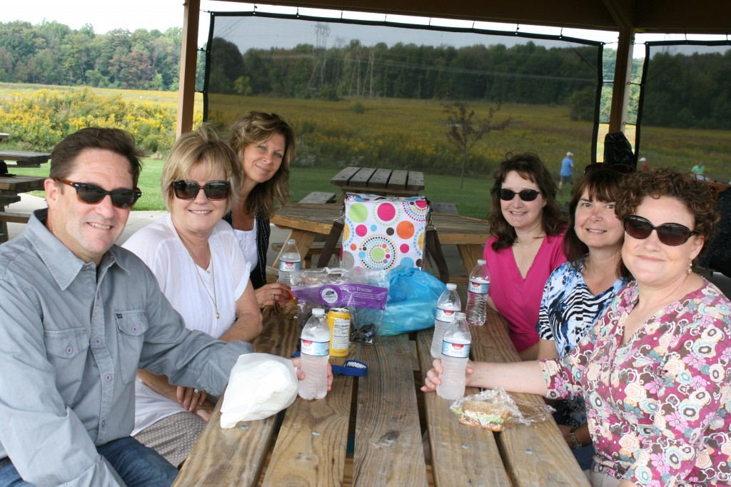 Sept luncheon_Punderson State Park 8