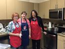 Ronald McDonald House volunteers 1
