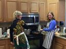 Ronald McDonald House volunteers 2